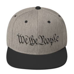 We The People Snapback