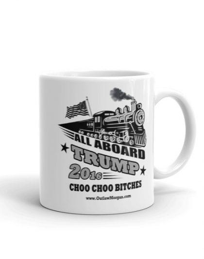 Trump Train Mug