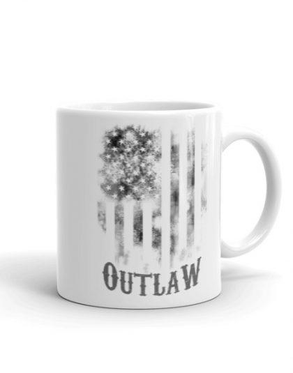 American Outlaw Mug